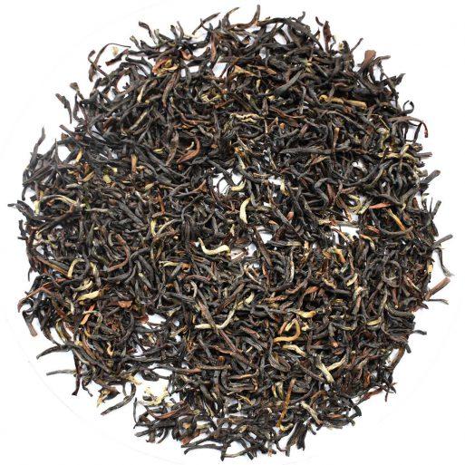 Risheehat Tea Estate: Wiry Musk tea