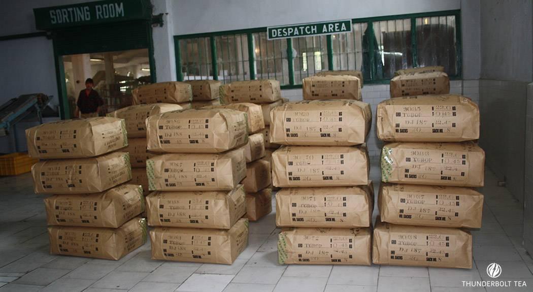 wholesale sourcing guide tea